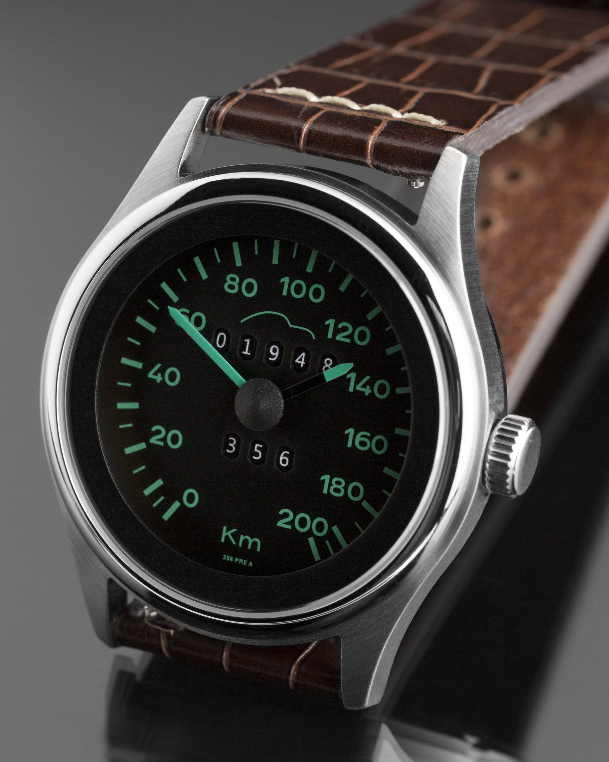 Bergmann Watches Tachometer 356